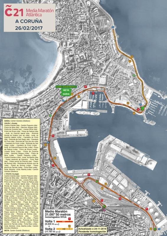 C21 Medio Maraton A Coruña