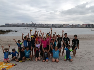 II Campus Infantil de Triatlon Club Hércules Termaria NAVIDAD (Primera Semana 26 AL 29 Diciembre)