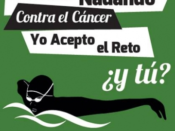 1.000 Km nadando contra el Cancer