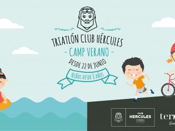 II CAMPUS VERANO TRIATLON DE CLUB HERCULES TERMARIA