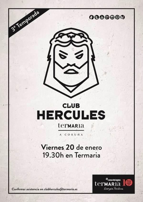 PRESENTACION TERCERA TEMPORADA CLUB HERCULES TERMARIA