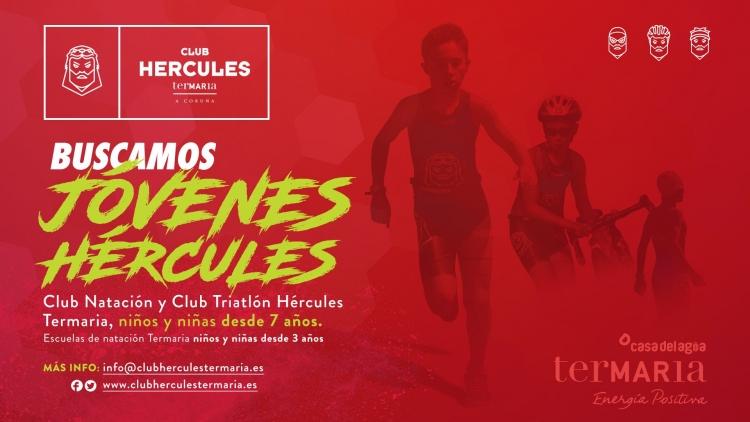 ESCUELAS NATACIÓN Y TRIATLÓN CLUB HÉRCULES TERMARIA