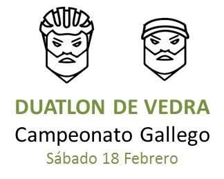 Campeonato Gallego de Duatlon en Vedra