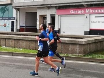 VIII Maratón Atlántica Coruña42. Running