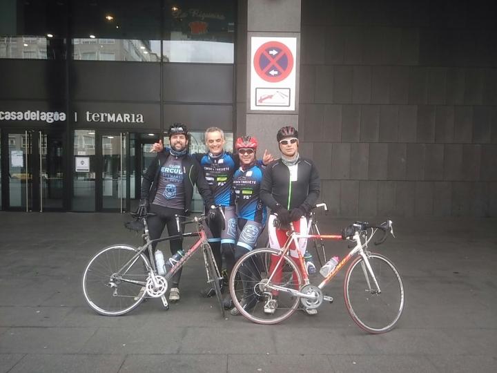 Kedada Ciclismo Carretera