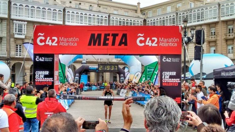 C42 Maratón de A Coruña