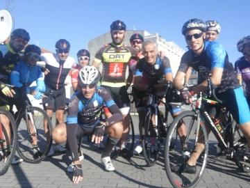 "Quedada Ciclismo de Carretera ""Especial Gran Fondo"":Termaria-Montesalguerio-Irixoa- Betanzos-Termaria"