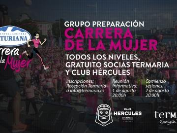 Grupo de Entrenamiento para la Carrera de la Mujer