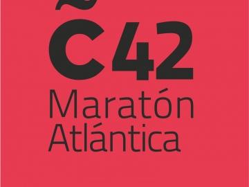 IX Maratón Atlántica Coruña42. Running