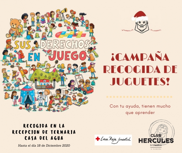 CAMPAÑA DE RECOGIDA DE JUGUETES 2020