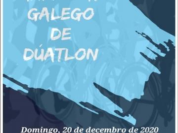 DUATLON CONCELLO DE NARÓN – (Campionato Xunta de Galicia de Dúatlon de Estrada Absoluto, Sub23, Junior e Veterano1,2,3)