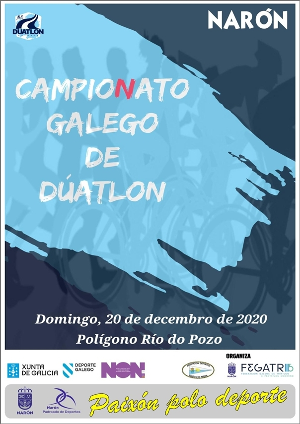 CAMPEONATO GALLEGO DE DUATLON