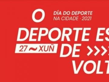 XXXIII Día del Deporte en la Calle A Coruña