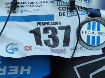 XX TRÍATLON CIDADE DE PONTEVEDRA (CAMPIONATO XUNTA DE GALICIA DE TRÍATLON SPRINT)