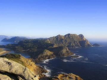 Ruta Senderismo Islas Cies