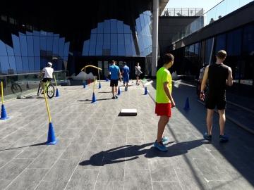 Triatlón Indoor Colegio Las Esclavas