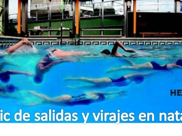 I CLINIC SALIDAS Y VIRAGES EN NATACION