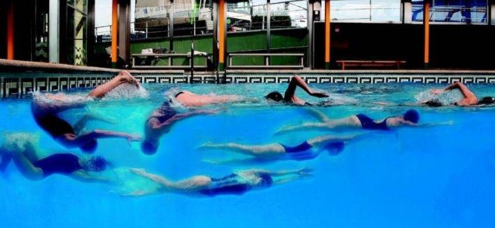 II Clinic de salidas y virajes en natación