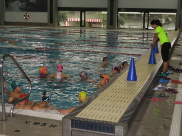 1er CAMPUS TRIATLON CLUB HERCULES TERMARIA
