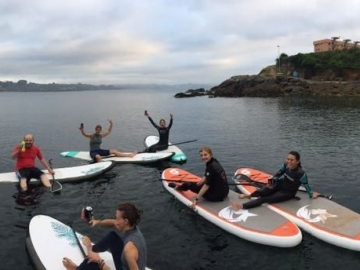 TRAVESIA NOCTURNA PADDLE SURF MERA